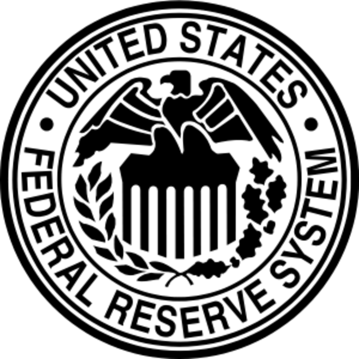 The United States allows a privately owned bank to print our currency, which it then allows the U.S. to borrow and pay back with interest!