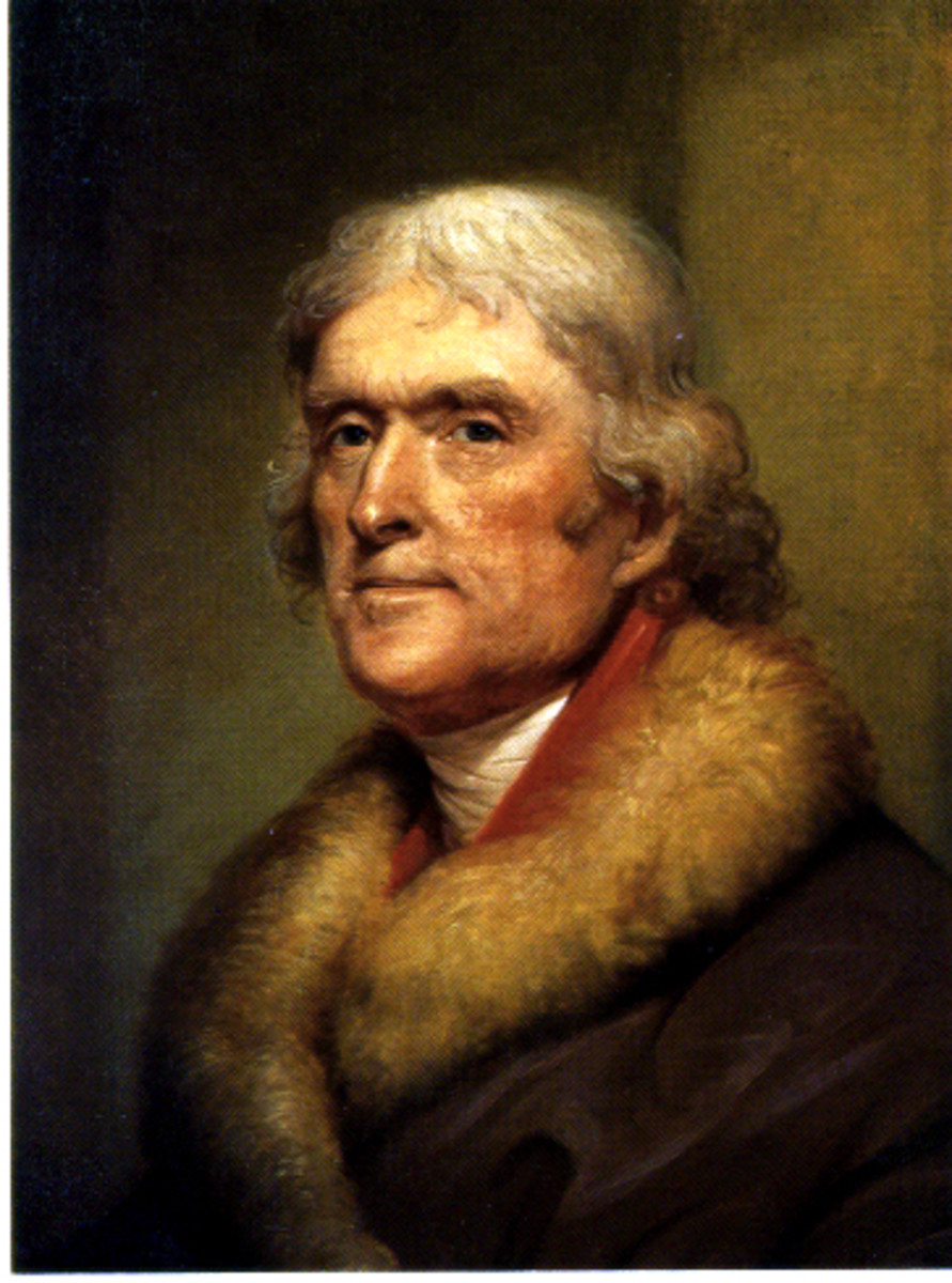 why did thomas jefferson support the french revolution