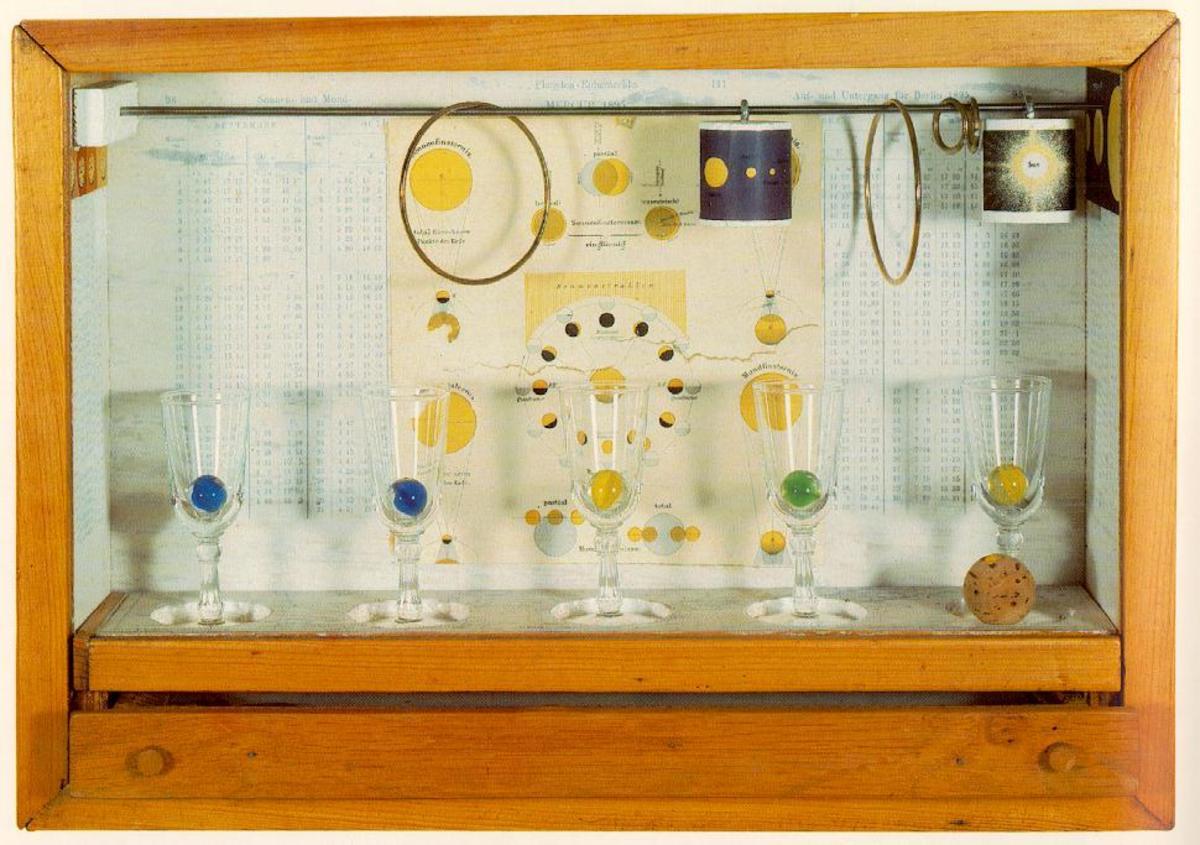 Solar Set - 1956