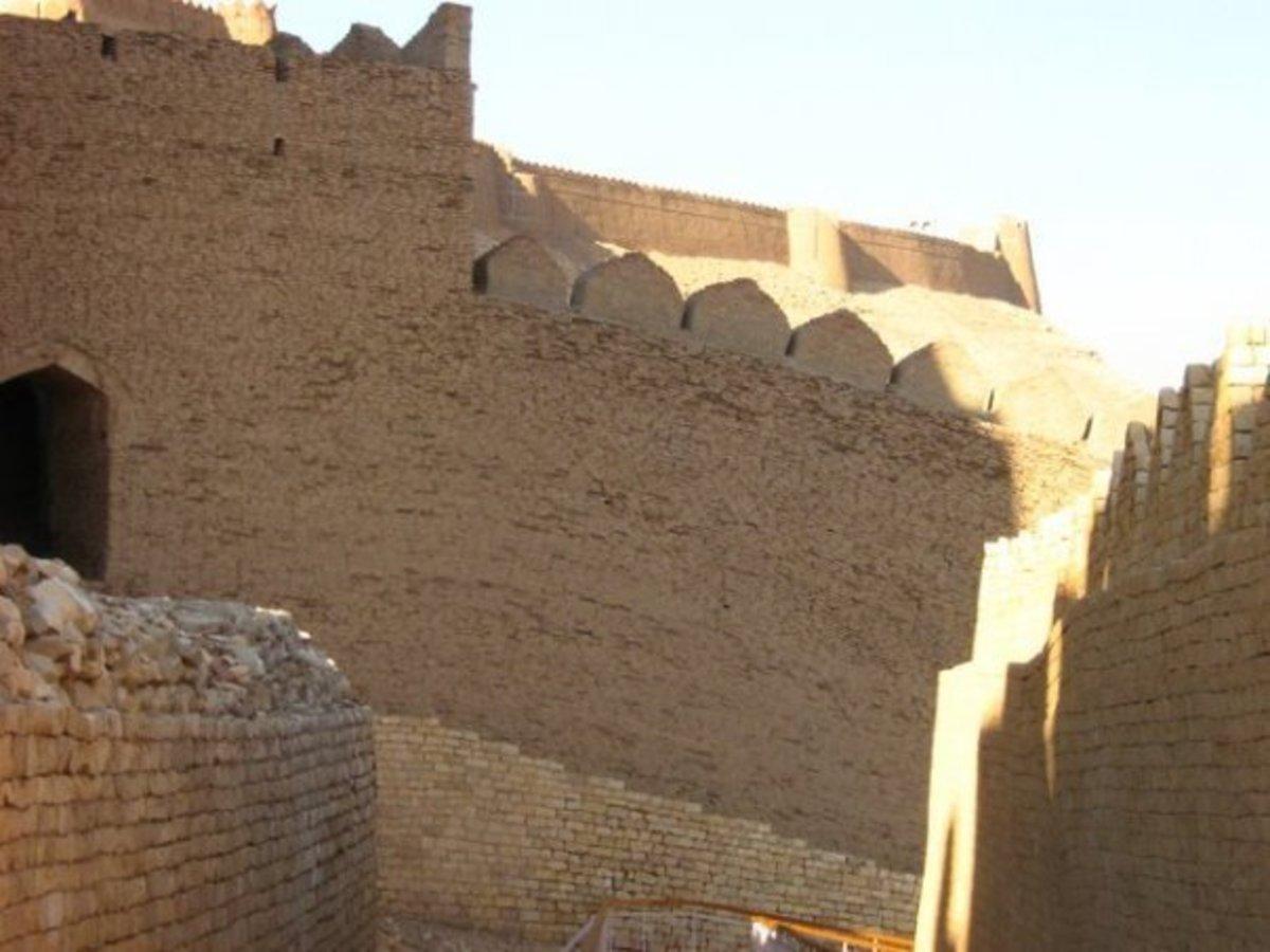 Fort of Kot Diji