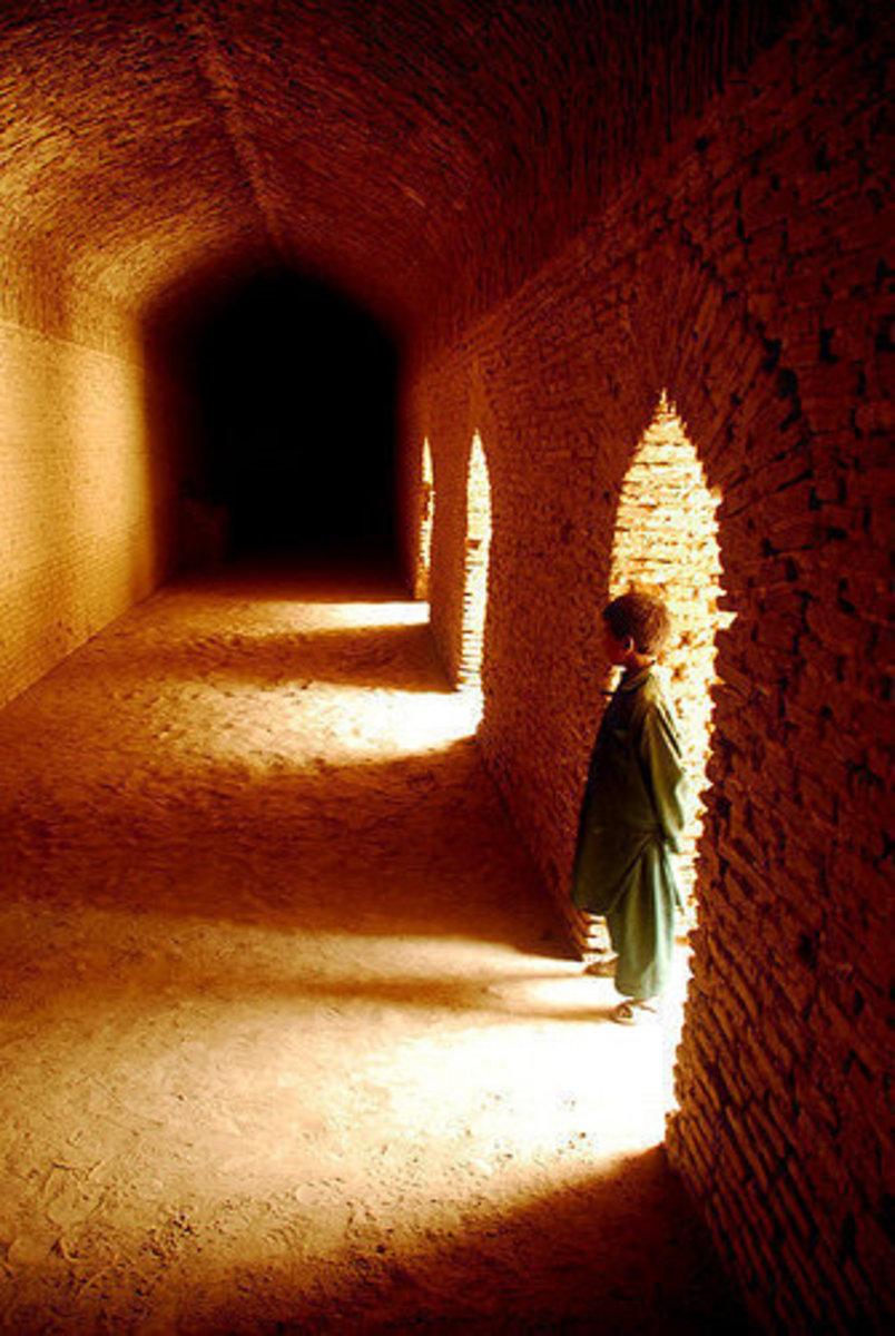 Fort Kot diji inside