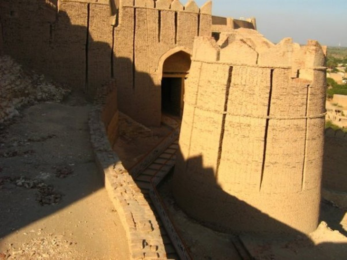 Fort of Kot Diji