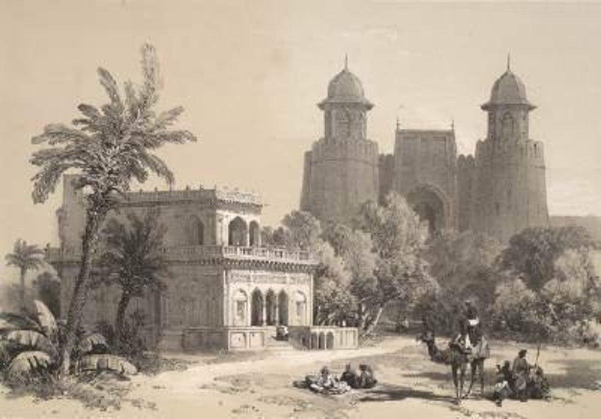 Old Faiz Mahal