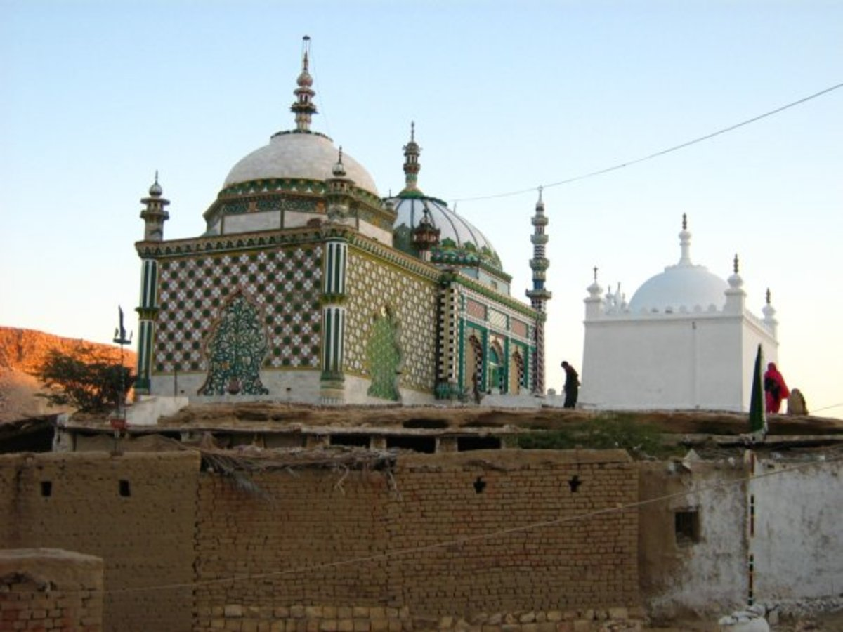 HAZRAT ADAM SHAH SULTAN'S SHRINE