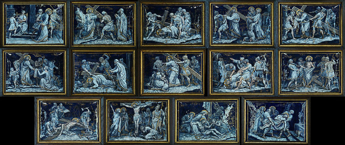 Stations of the Cross - What we can learn from the Catholic Faith