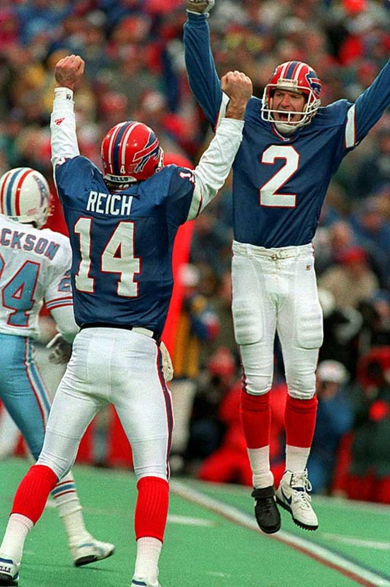 Bills defeat Oilers | 1993 AFC wild card AP Photo