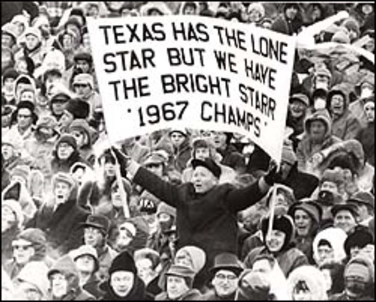Ice Bowl 1967 NFL Championship