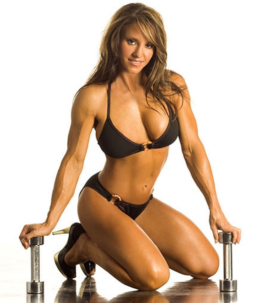 Female Fitness Models and Female Fitness Competitors 8