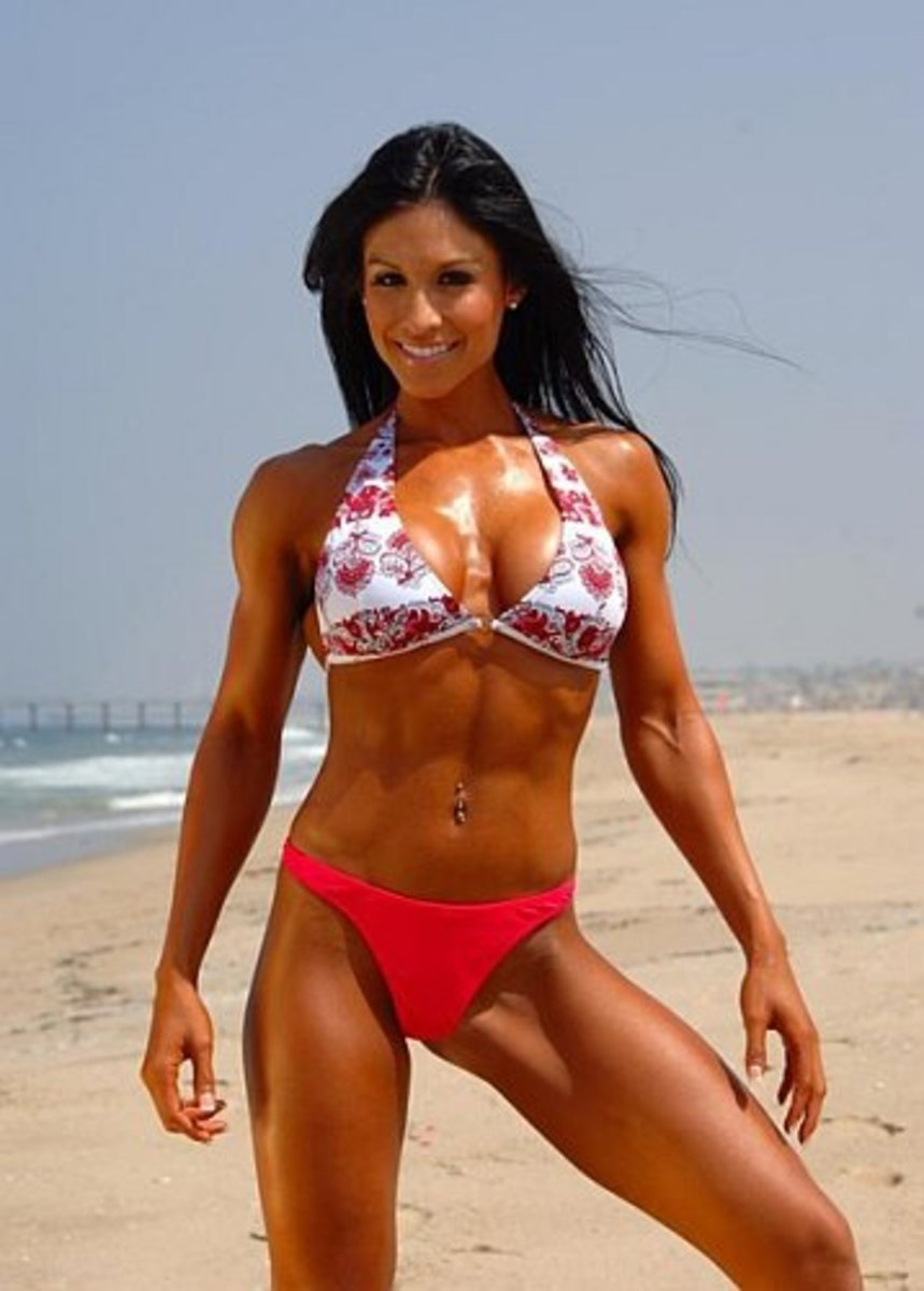 Felicia Romero - Female Fitness