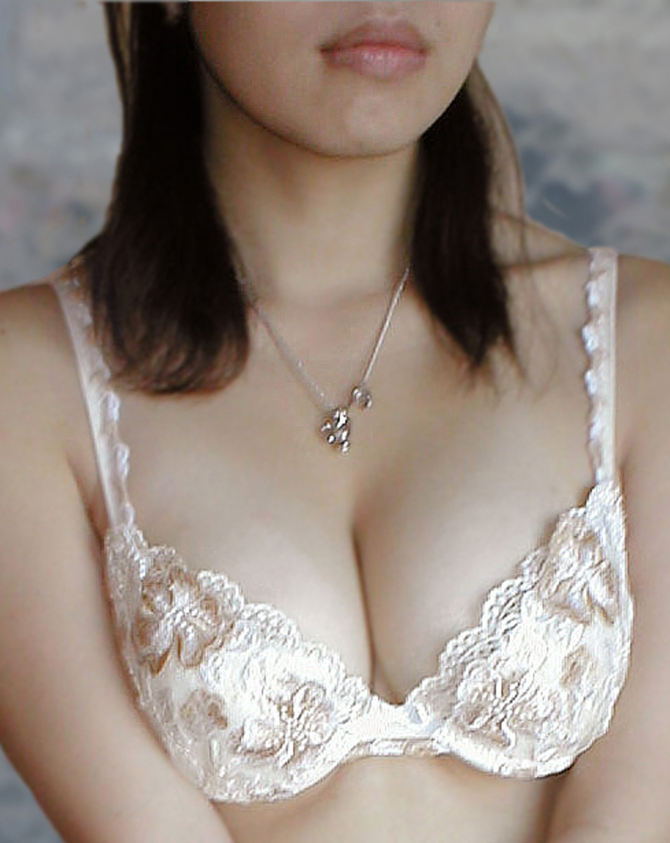 The straps should gently lay on your shoulders. They should not dig into your shoulders. Also, if you were to slide the strap off your shoulder, your bra should still be somewhat supportive. The straps should not do majority of the work.