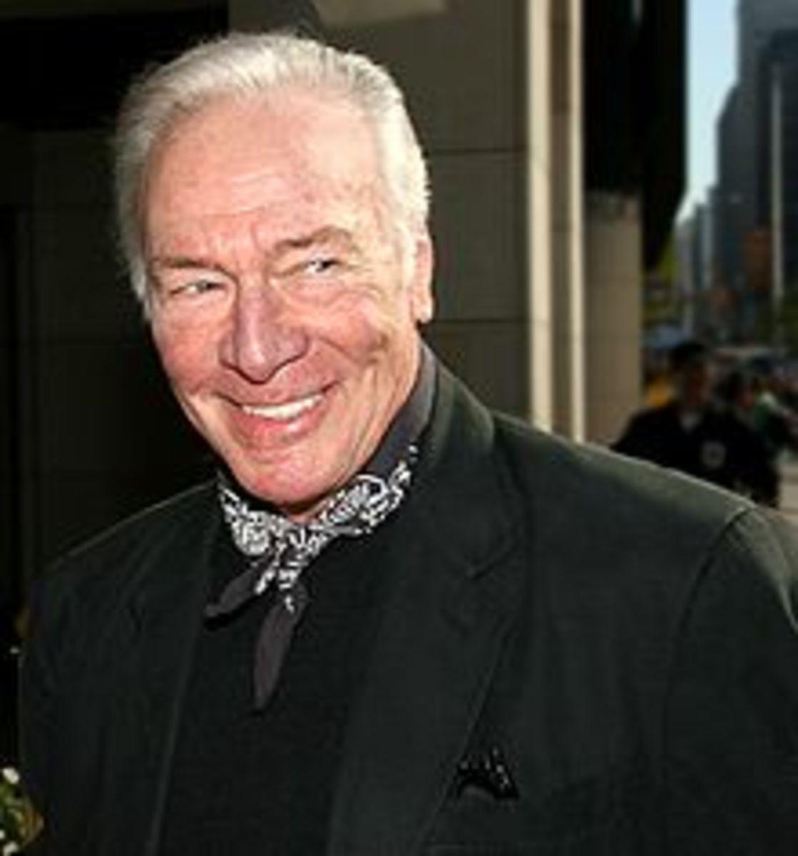 Christopher Plummer -- courtesy of wikipedia
