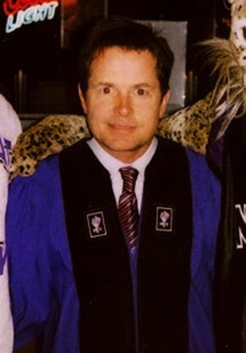 Michael J Fox - courtesy of wikipedia