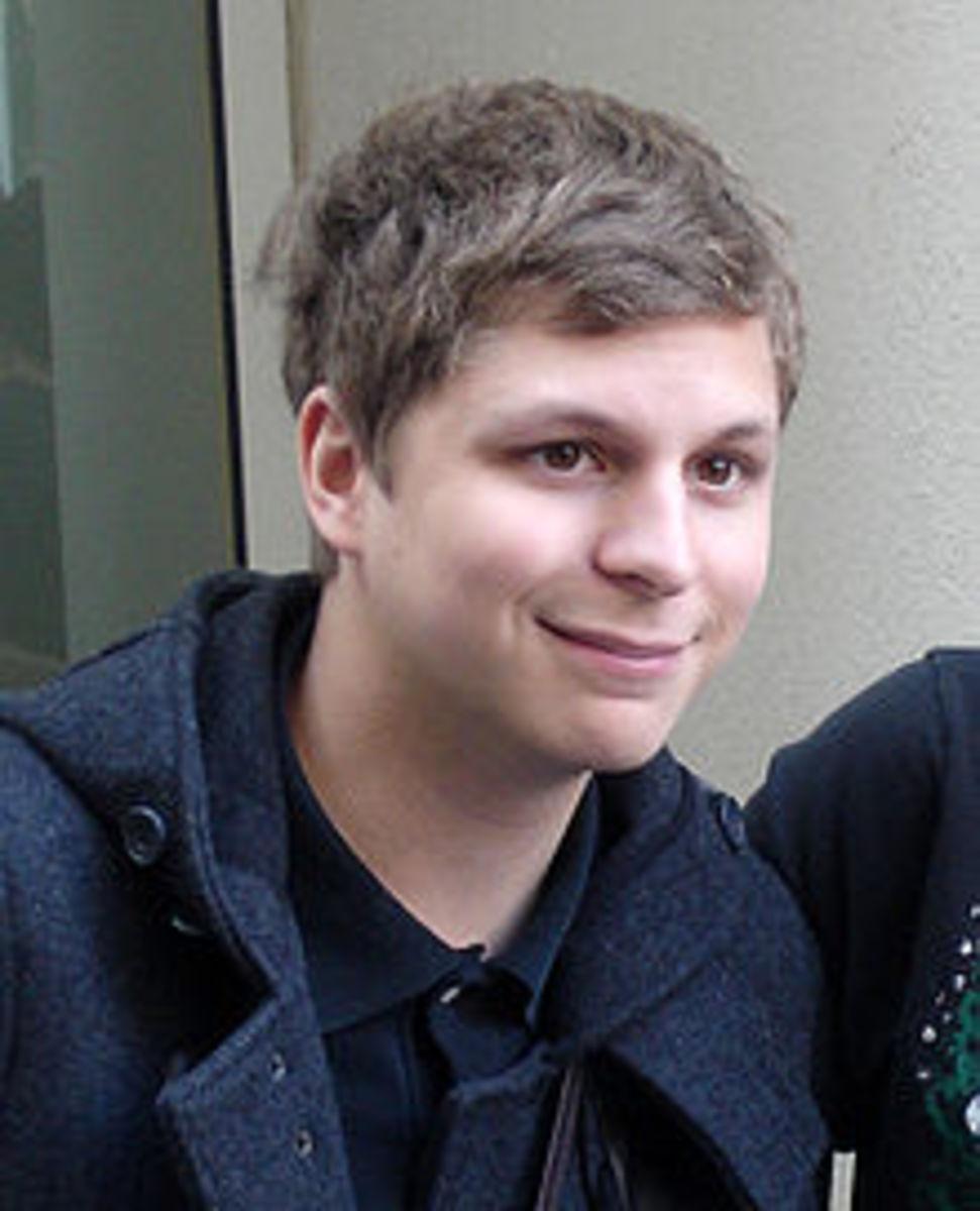 Michael cera -- courtesy of wikipedia