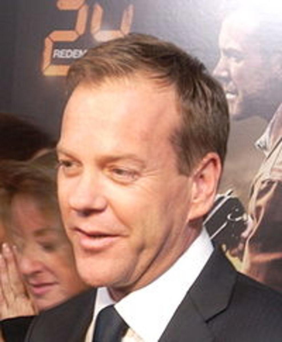 Kiefer Sutherland -- courtesy of wikipedia