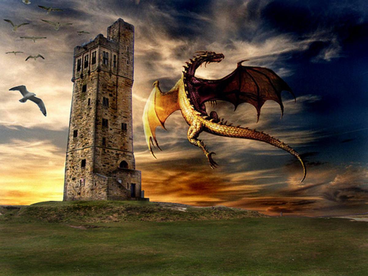 western-dragon-mythology