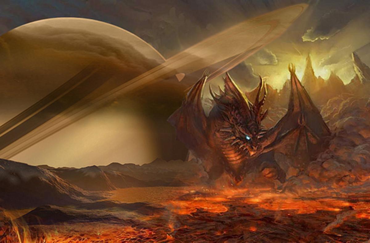 Dragon From Greek Mythology: Western Dragon Mythology