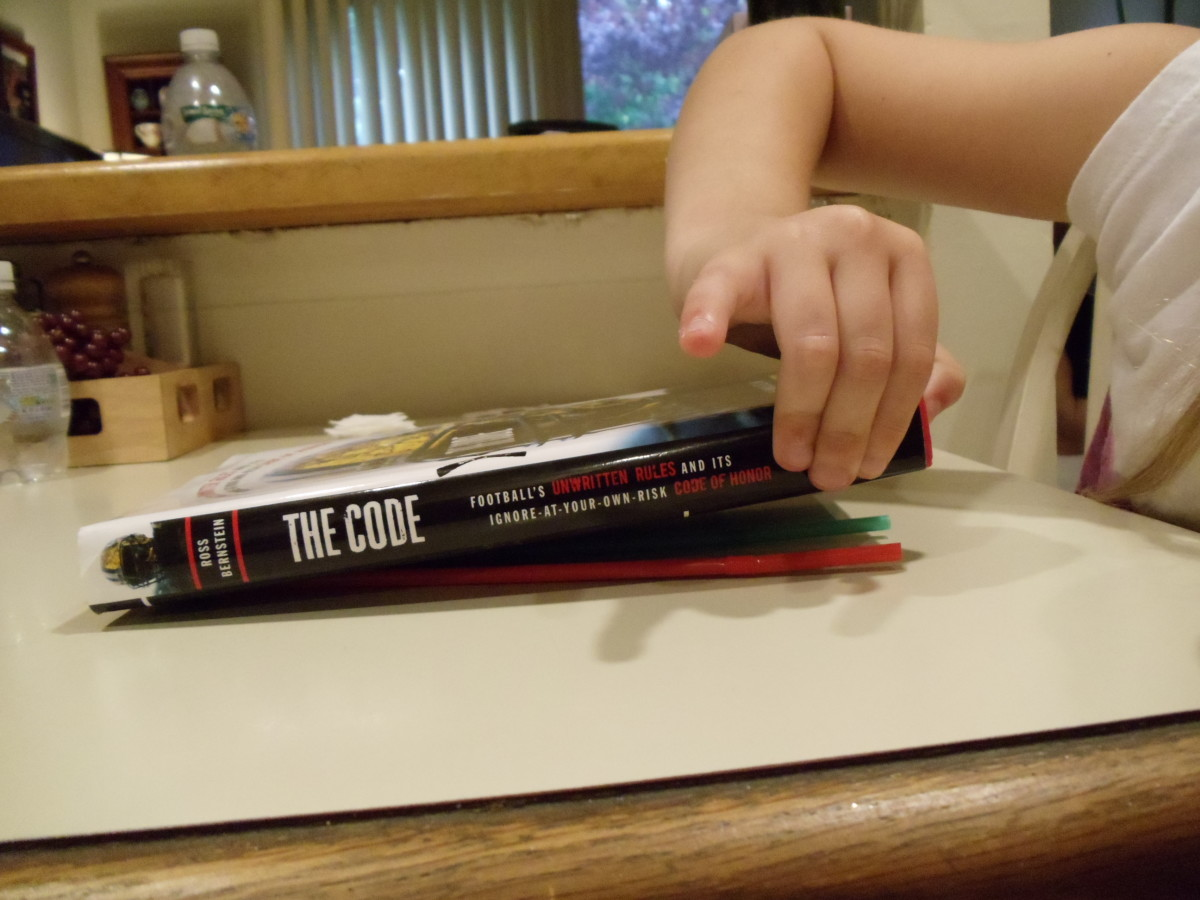 To Make a Straw Wheel you need a Book and some Straws