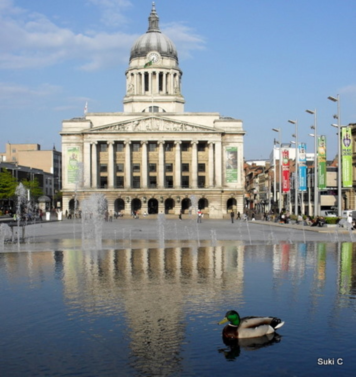 What to do in Nottingham in a day