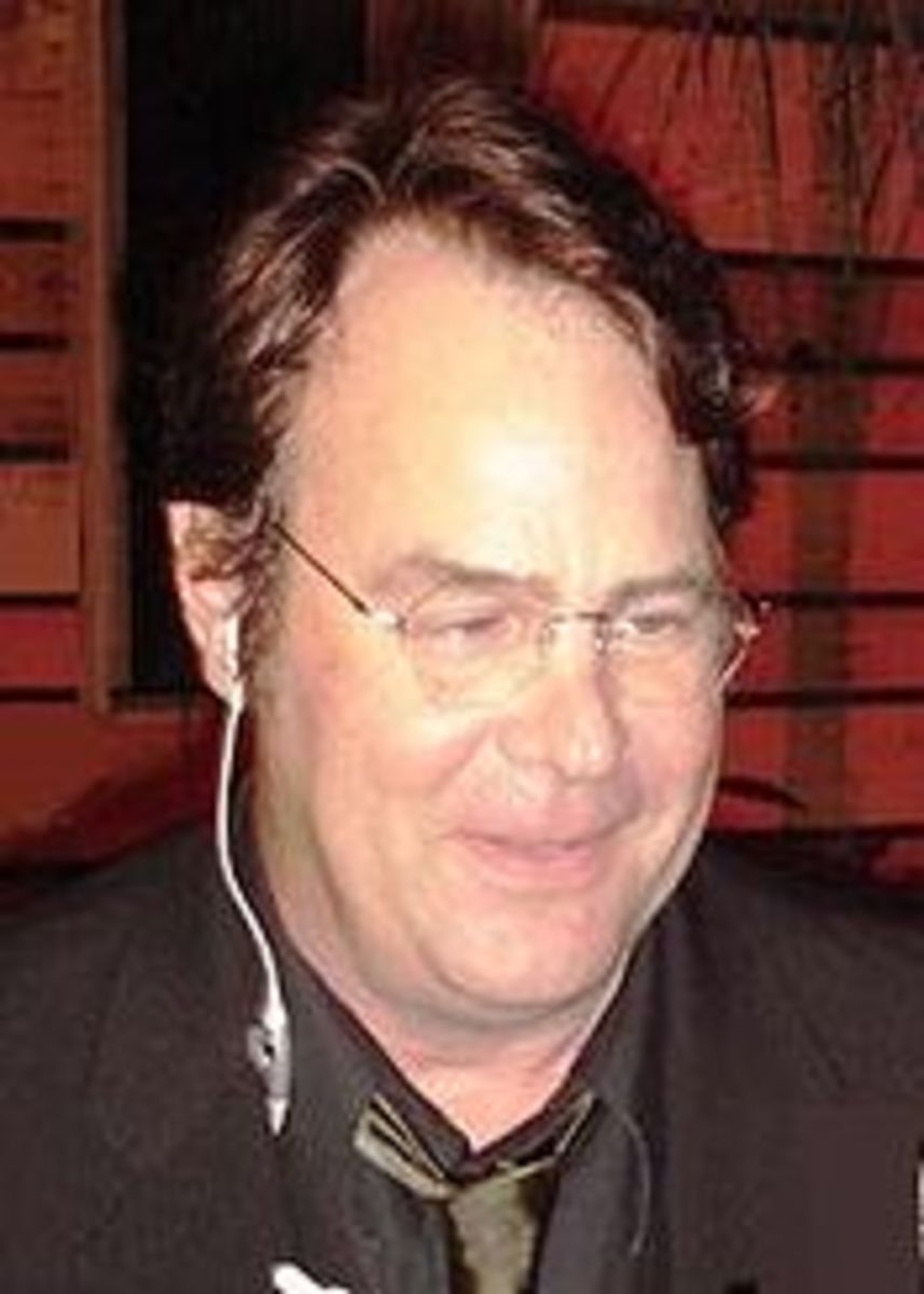 Dan Akroyd -- courtesy of wikipedia