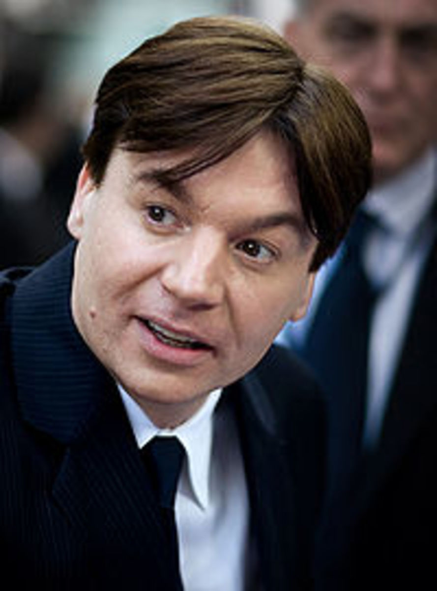 Mike Myers -- courtesy of wikipedia