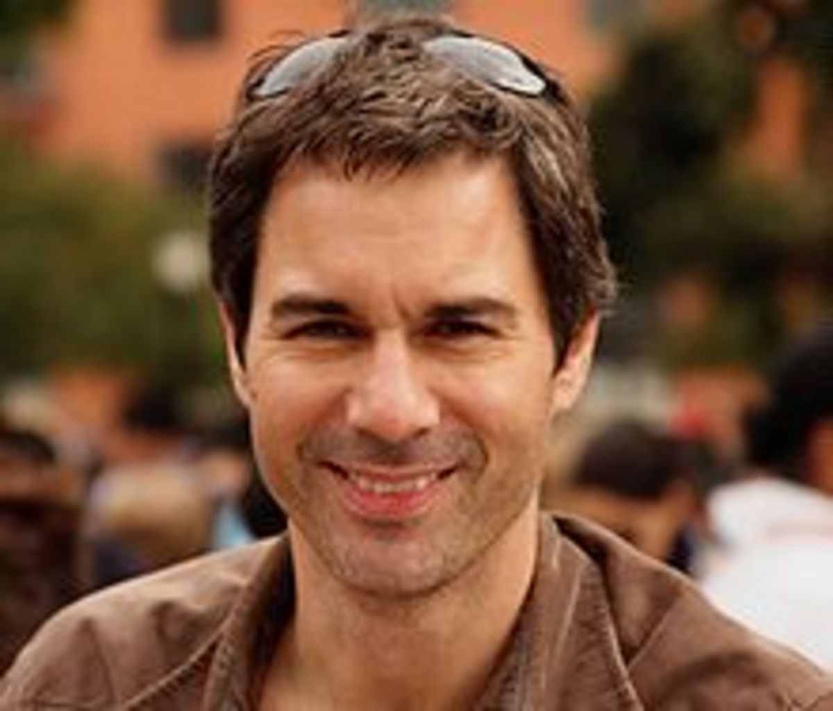 Eric McCormack -- courtesy of wikipedia