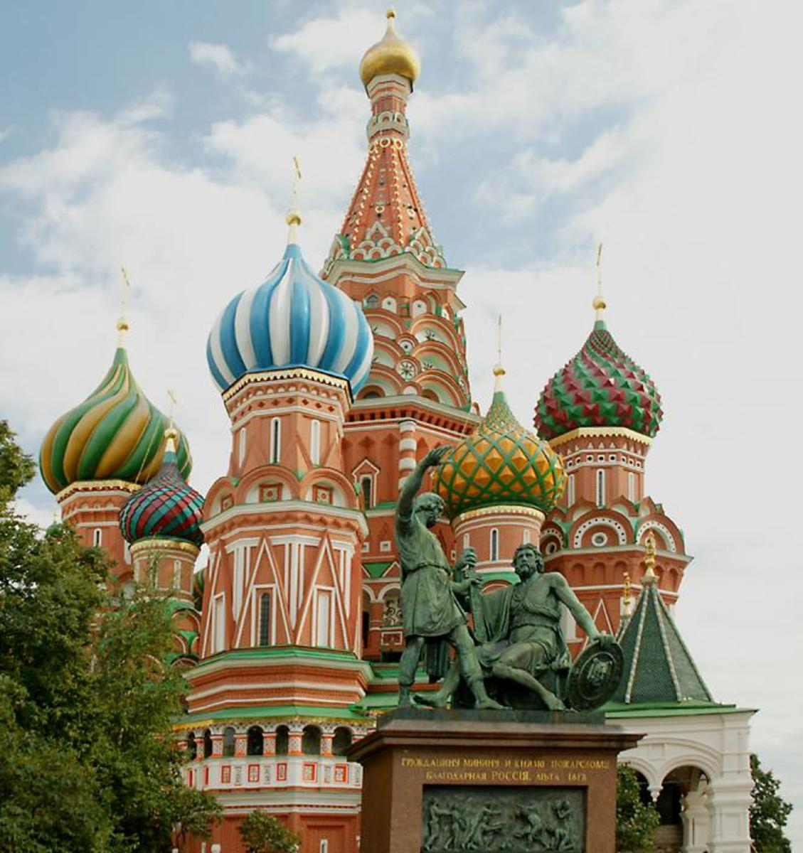 Why Russians Don't Smile In the Streets.
