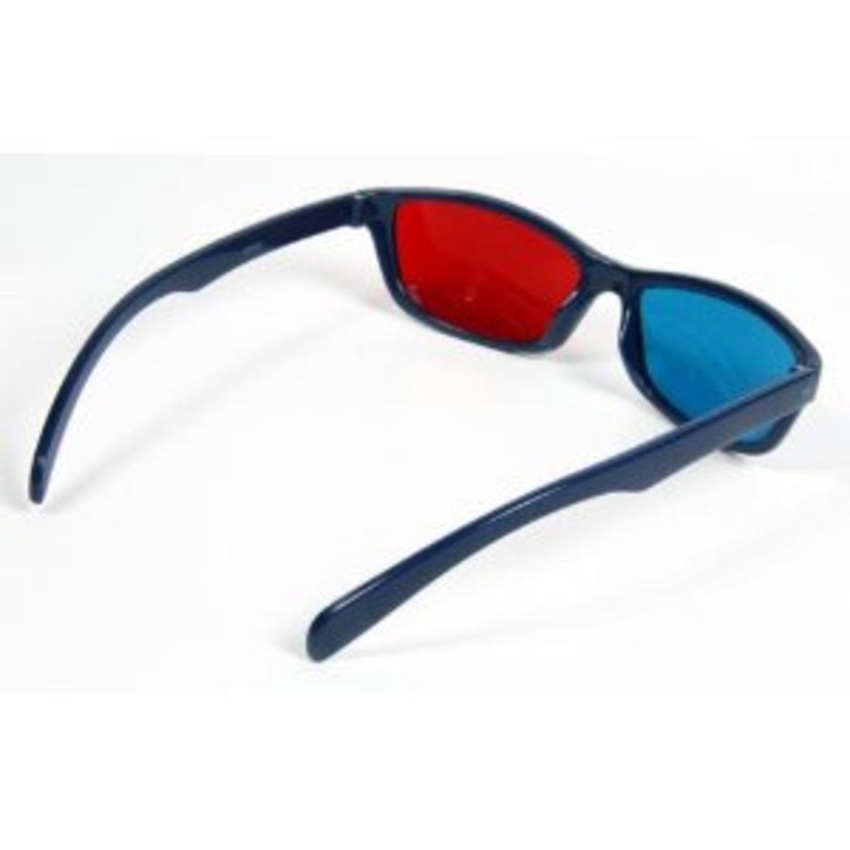 Picture of some red cyan anaglyph glasses.  From Amazon.com
