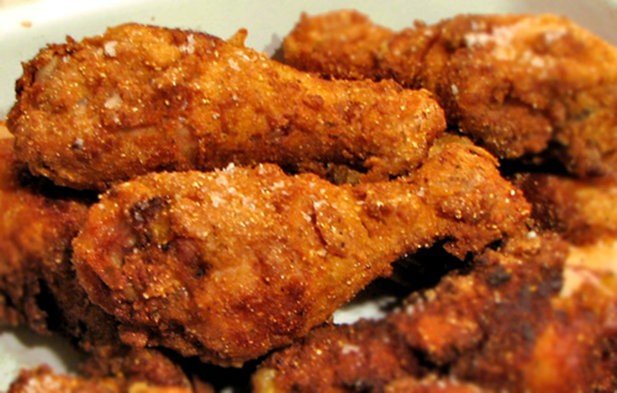 Fried foods should be avoided during high cholesterol