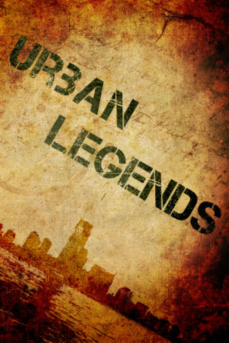 Urban Legends, Is Truth Stranger Than Fiction?