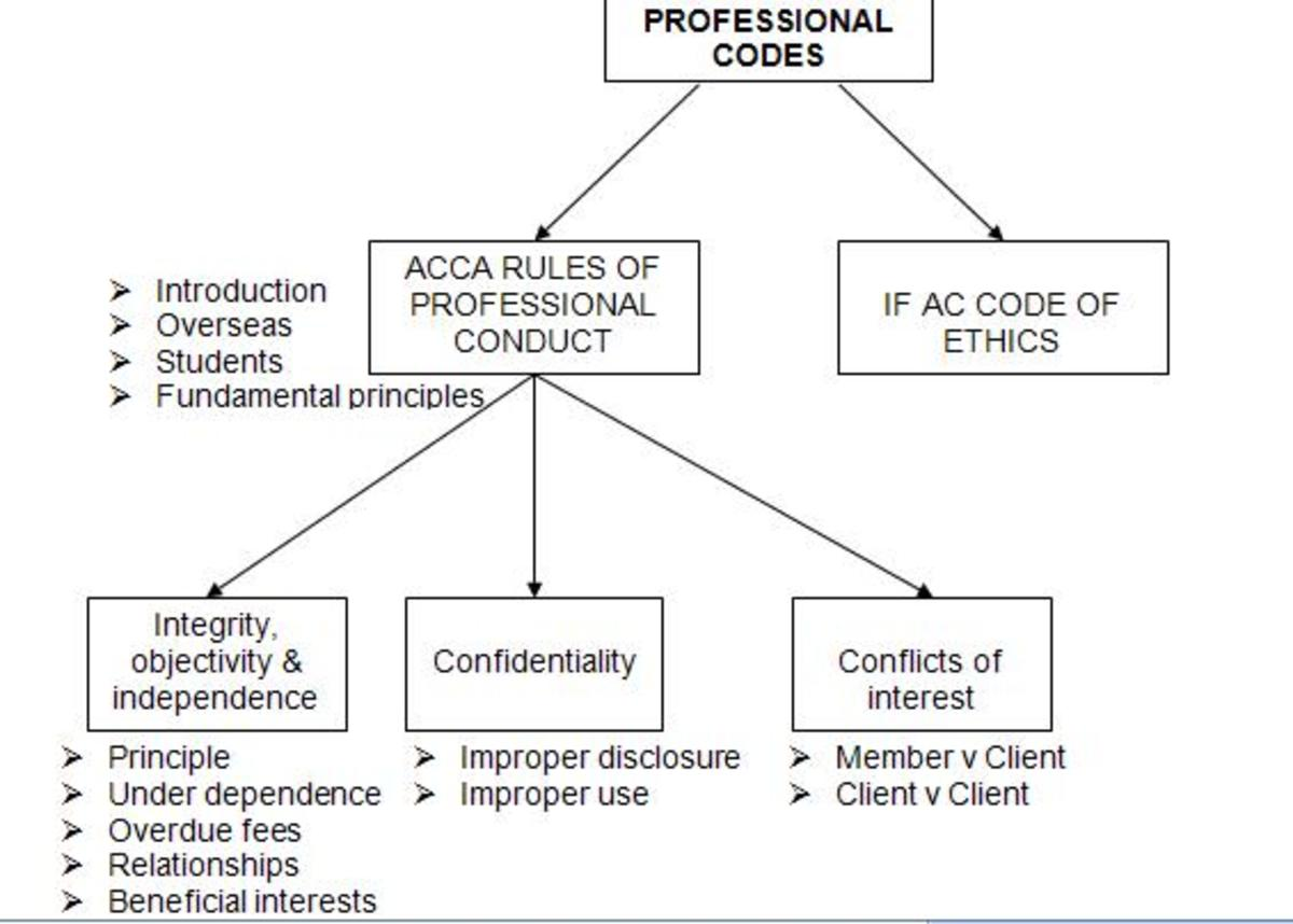 Professional Ethics and Codes of Conduct | HubPages