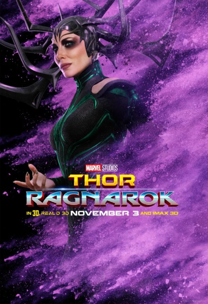 Thor Ragnarok (2017) Movie Review