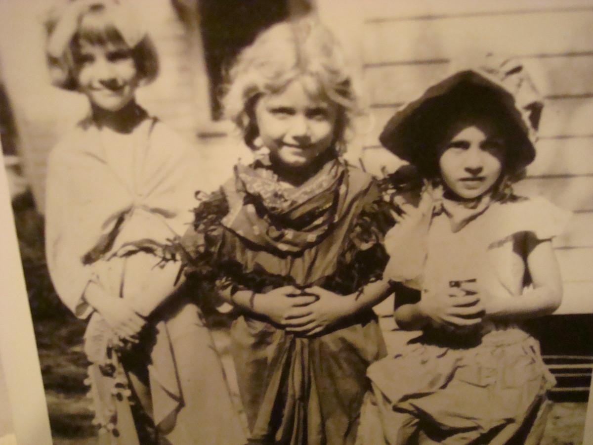 Judy, Bobbi and Edie