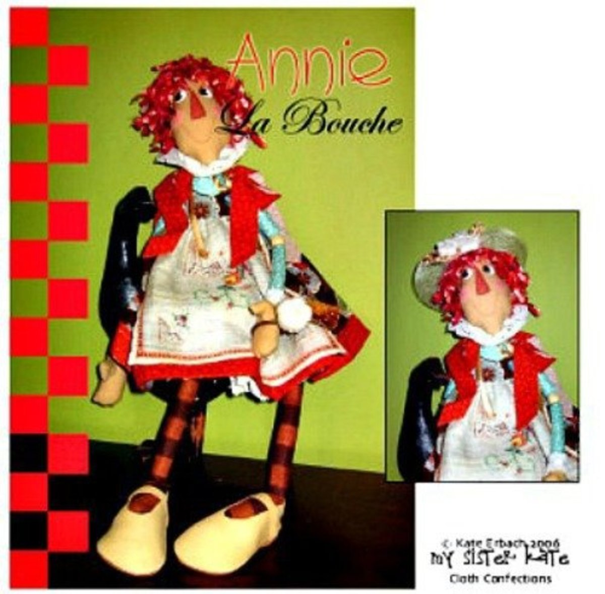 28 All Free Doll Making Patterns
