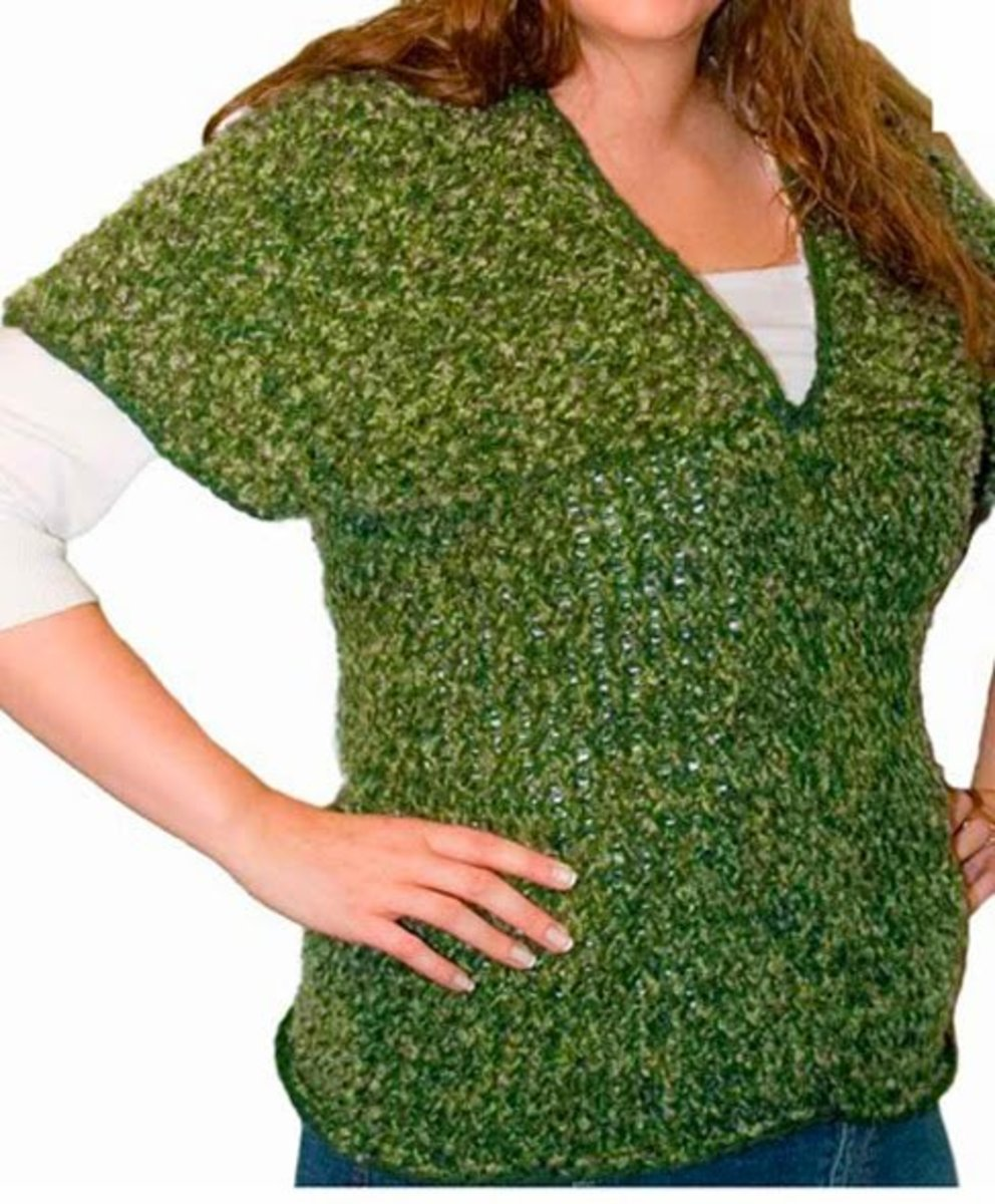Knifty Knitter Sweater