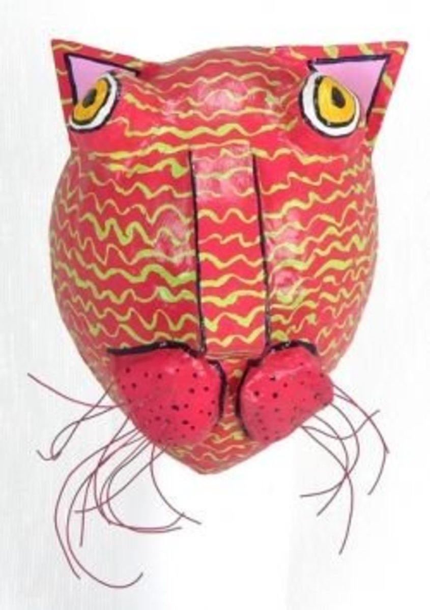 Paper Mache Crafts and Folk Art