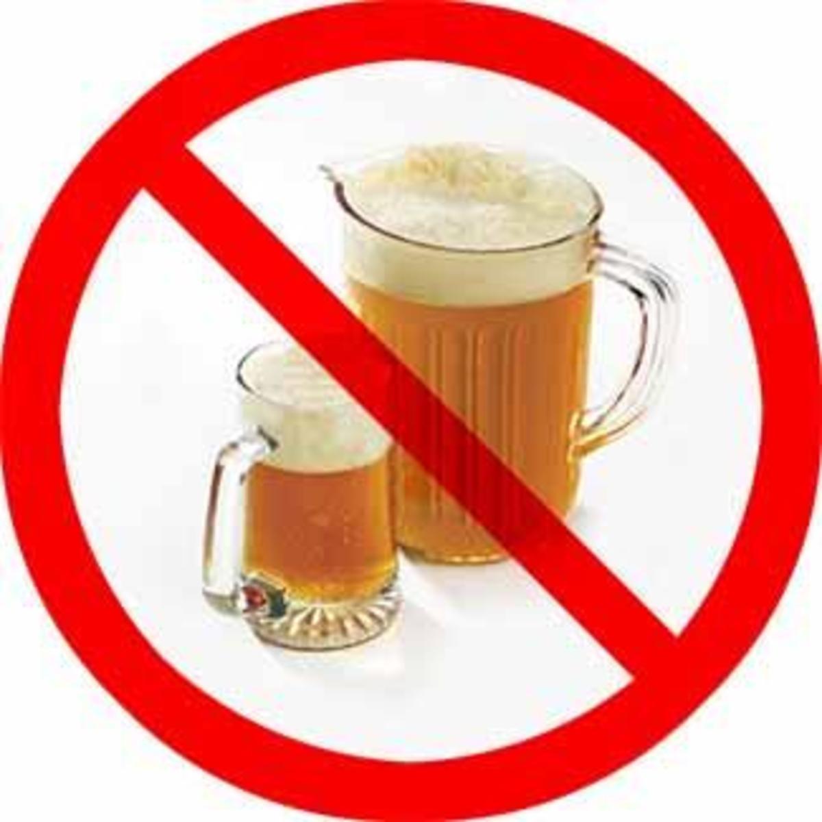 Got Pancreatitis? NO Alcohol!