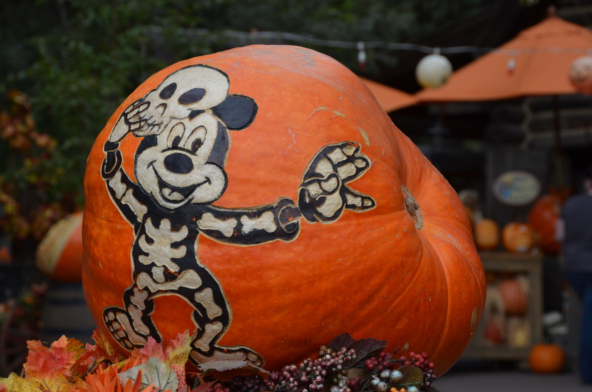 Awesome Disney Pumpkin Patterns for Halloween: Photos and Tips