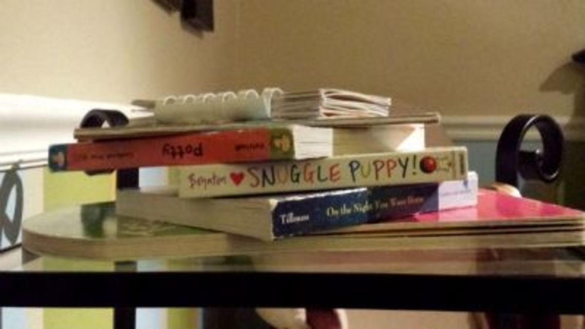 Our Current Reading Regime!