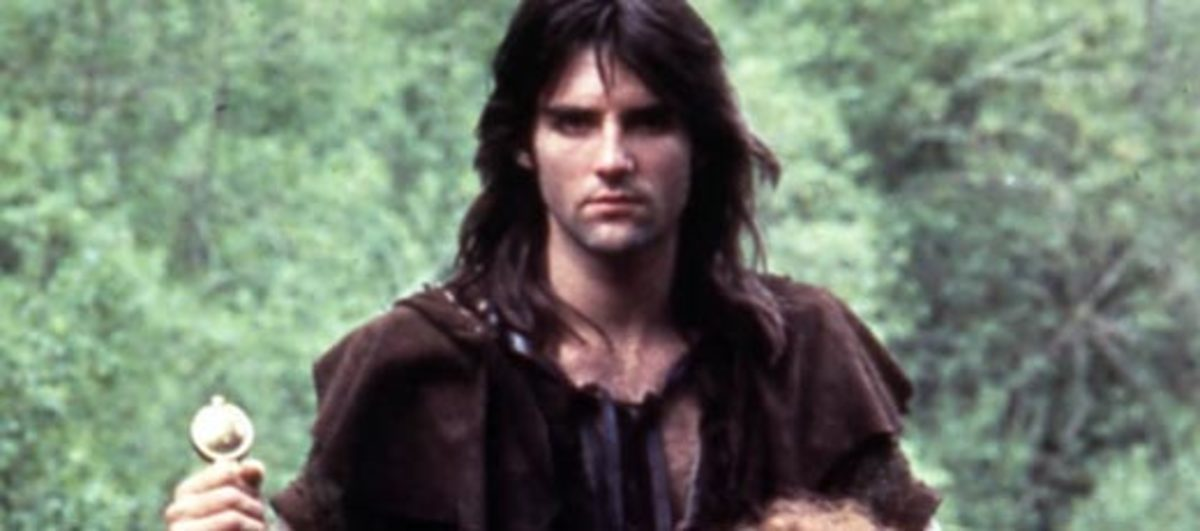 Michael Praed Robin