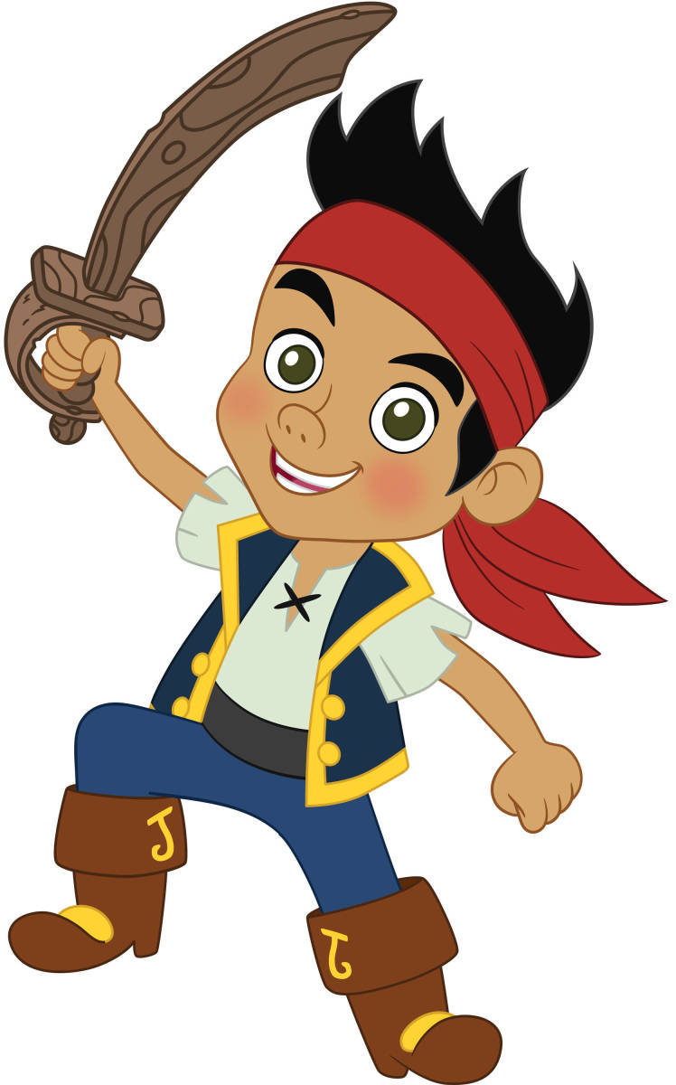 Jake of Jake and the Never Land Pirates