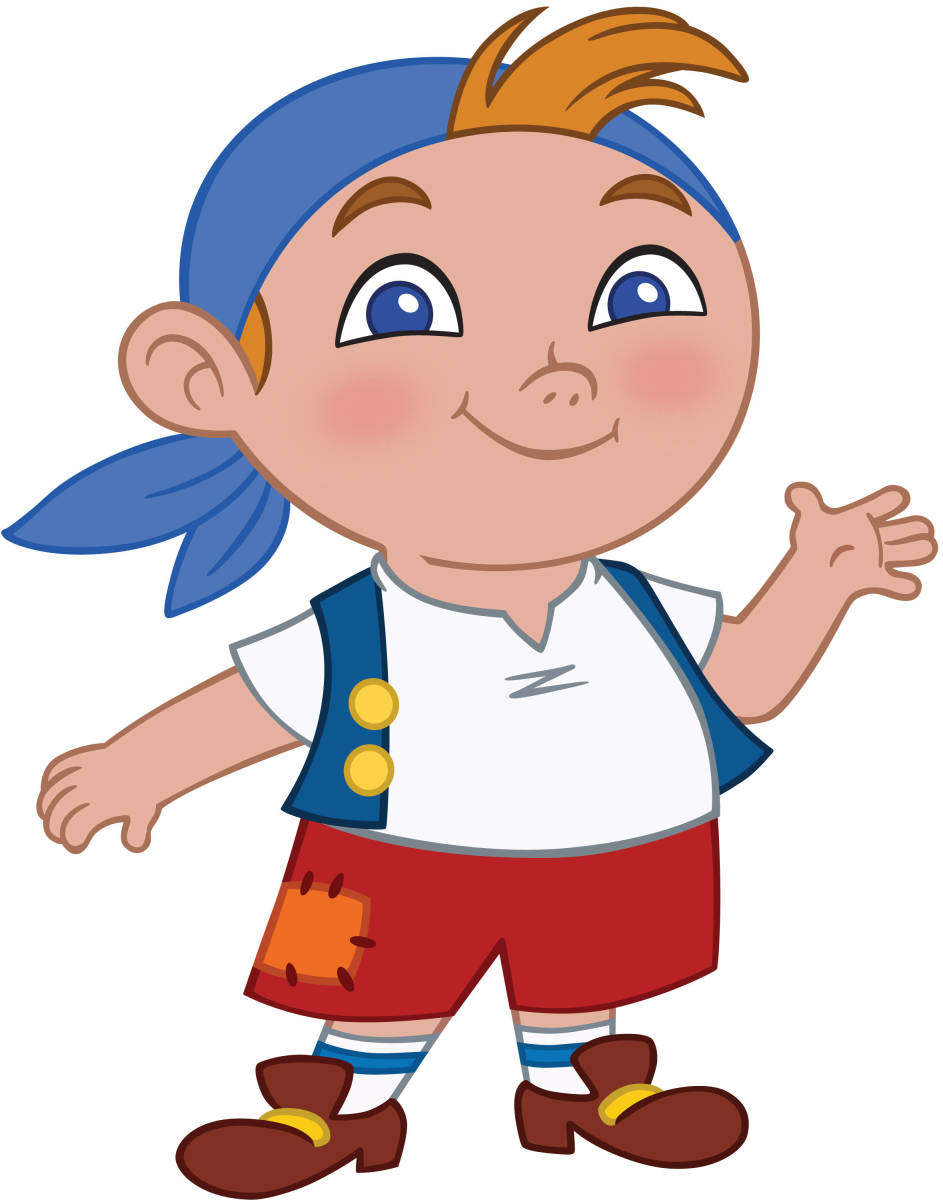 Cubby from Jake and the Neverland Pirates