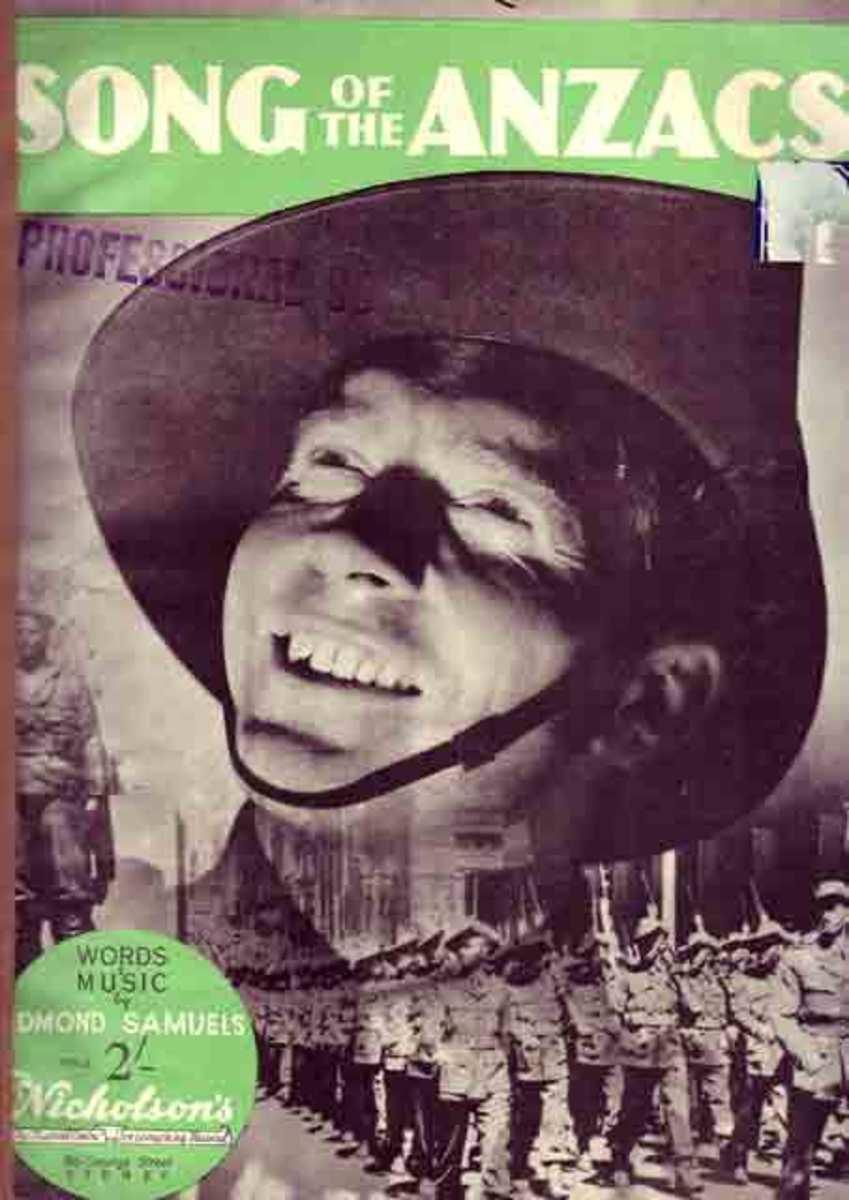 Australian War Songs