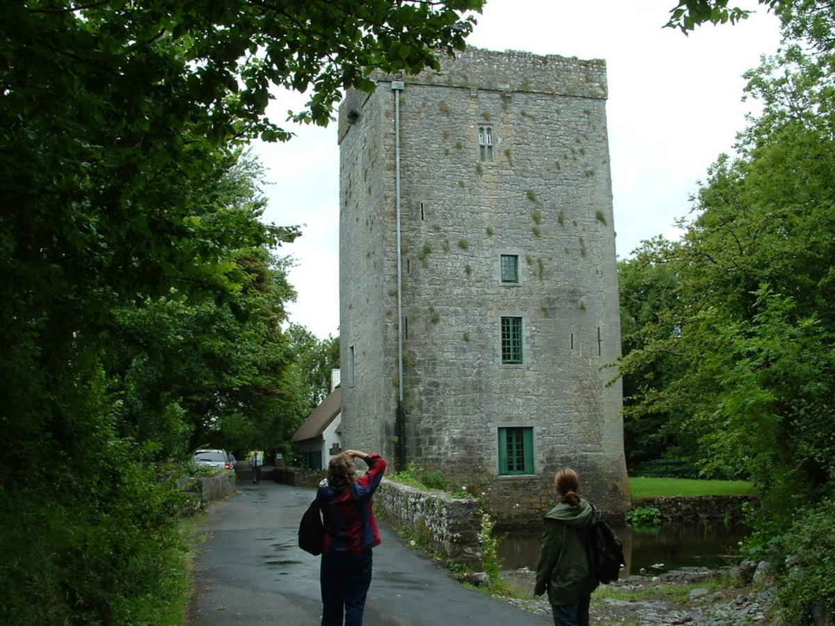 Thoor Ballylee: Home of William Butler Yeats