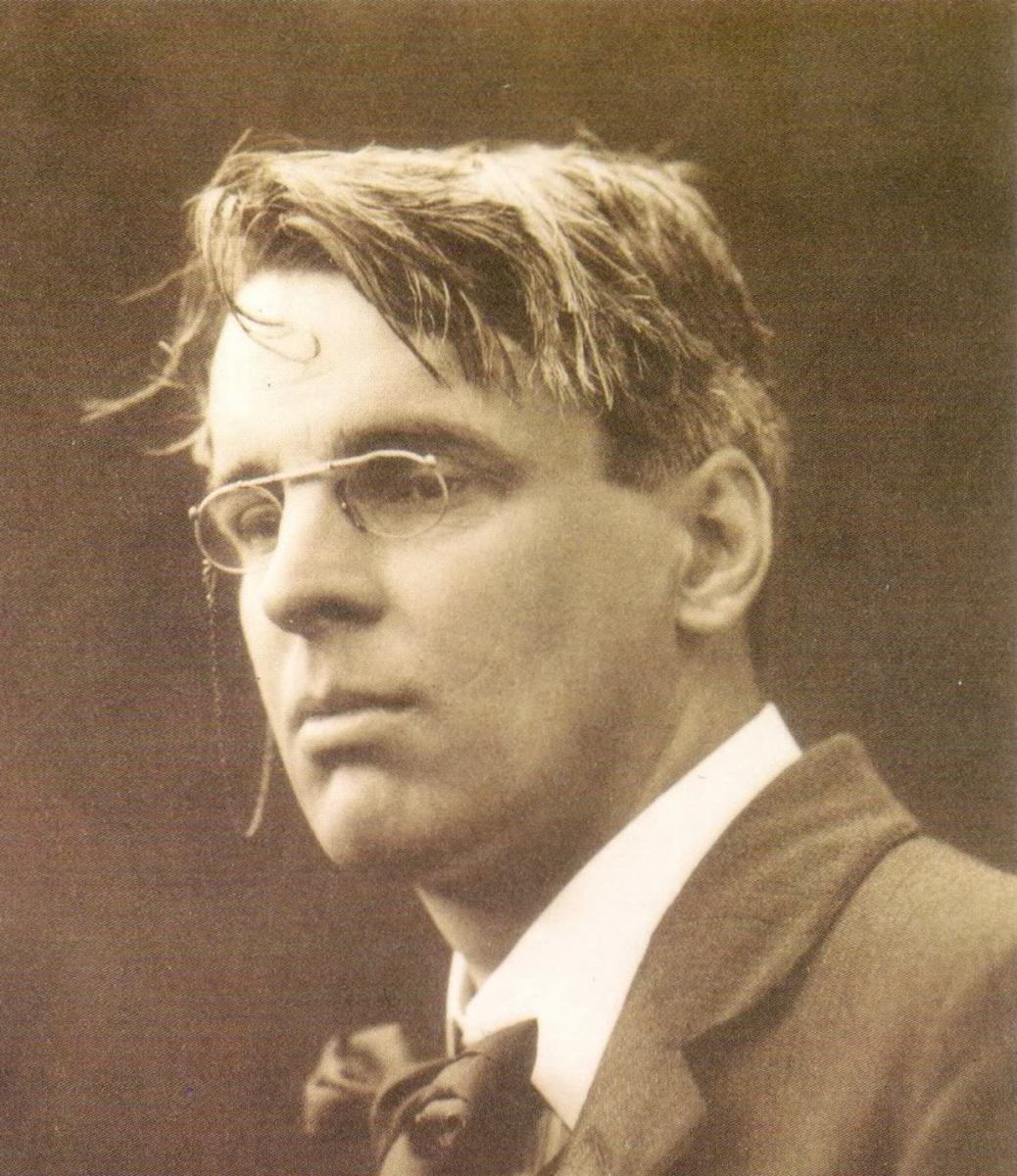 William Butler Yeats (13 June 1865 – 28 January 1939)