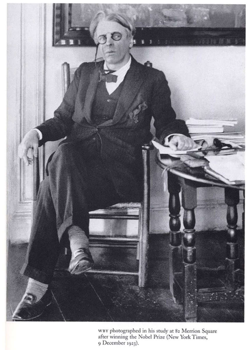 W. Butler Yeats (1923)