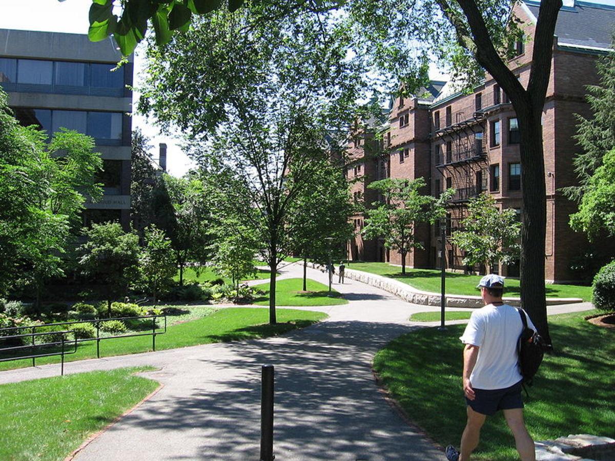 Harvard Law School Campus
