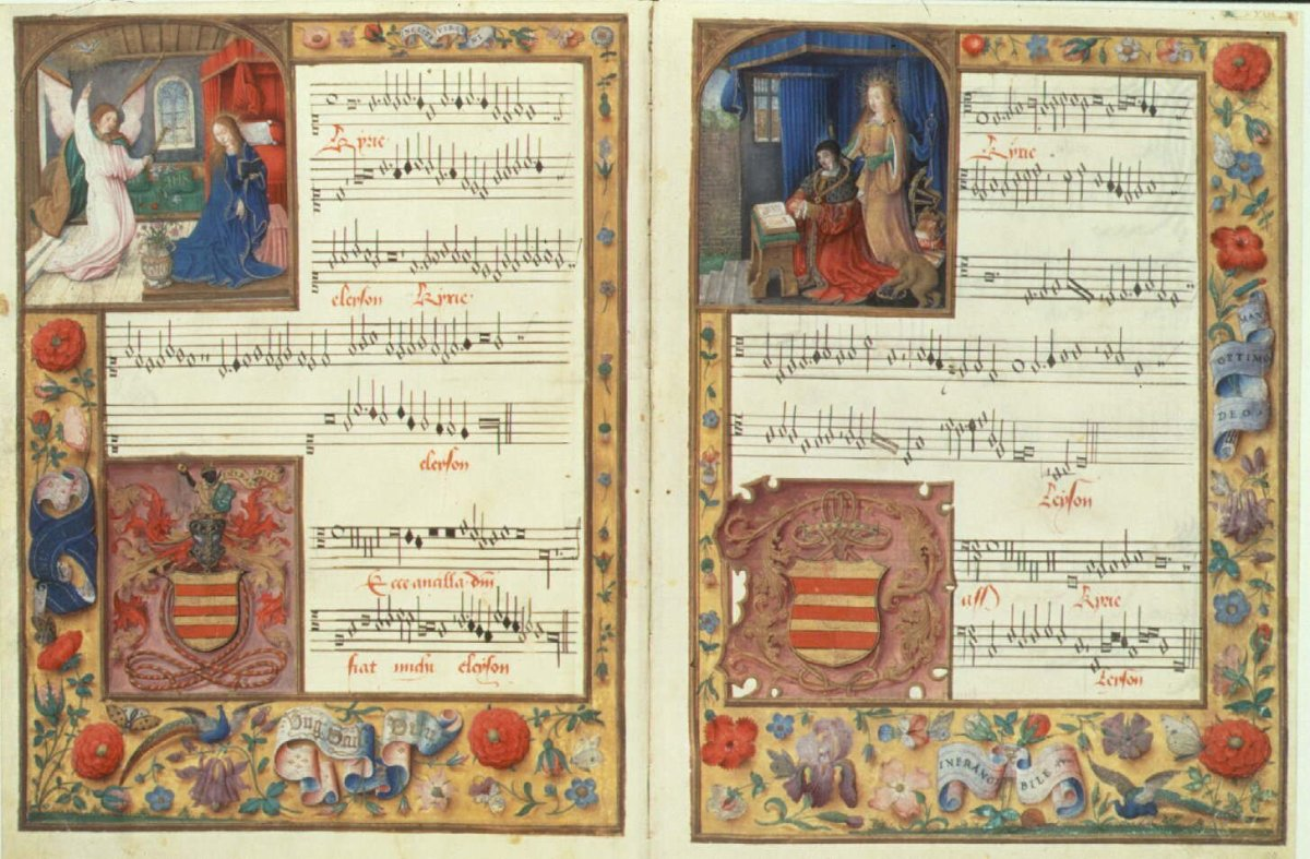 a-comparison-between-gregorian-chants-and-motets