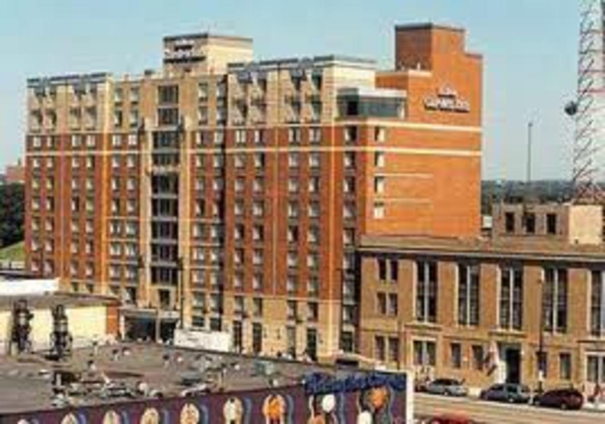 Hilton Garden Inn in Cleveland