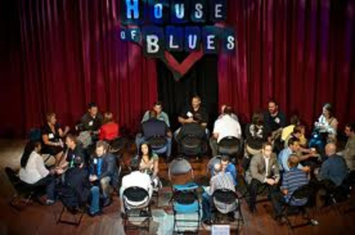 Inside the House Of Blues