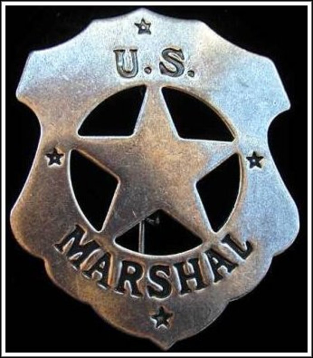 Old West Marshals in Indian Territory